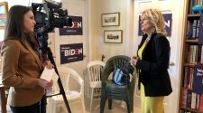 Dr. Jill Biden Talks Health Care, Education and Challenges in One-On-One