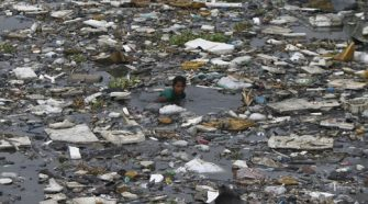 Water pollution is killing millions of Indians. Here's how technology and reliable data can change that