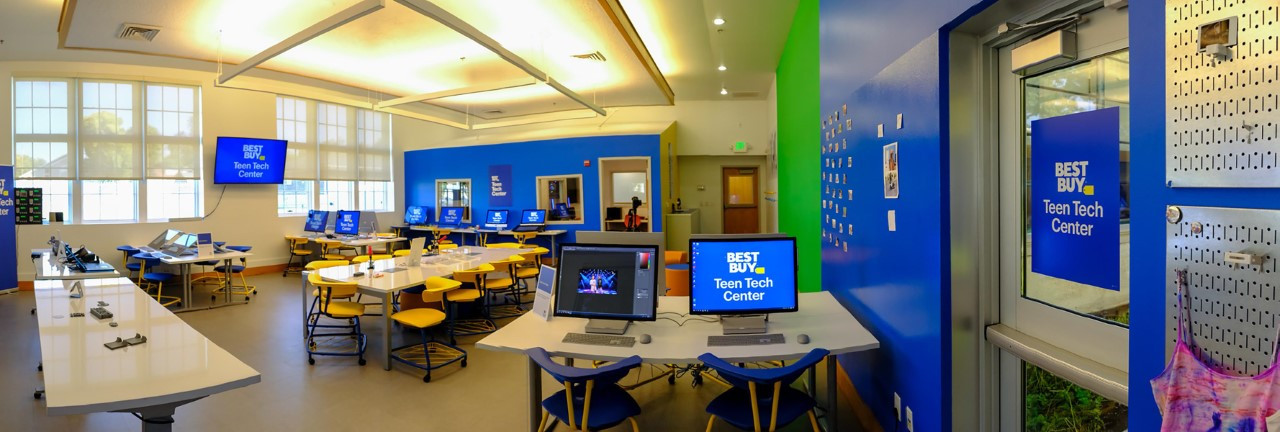 New tech center prepares teens to explore, engage in new technologies
