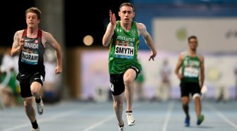 Smyth wins gold at World Para-Athletics Championships
