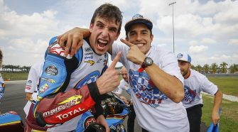 Marc Marquez's brother Alex wins 2019 Moto2 world championship - Moto2