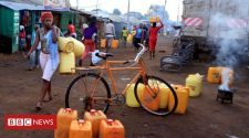 Nairobi water: What's behind severe shortages?