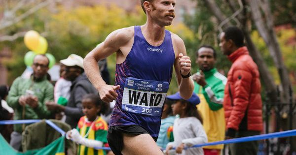 Runner Jared Ward Utilizes Statistics And Technology In Bid To Return To Olympic Team