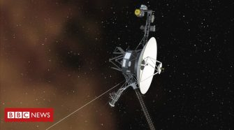 Voyagers shed light on Solar System's structure