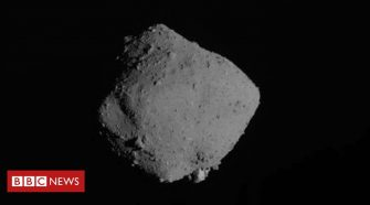 Hayabusa-2: Japan spacecraft leaves asteroid to head home