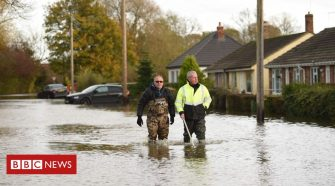 Plans to build thousands of new homes in flood zones