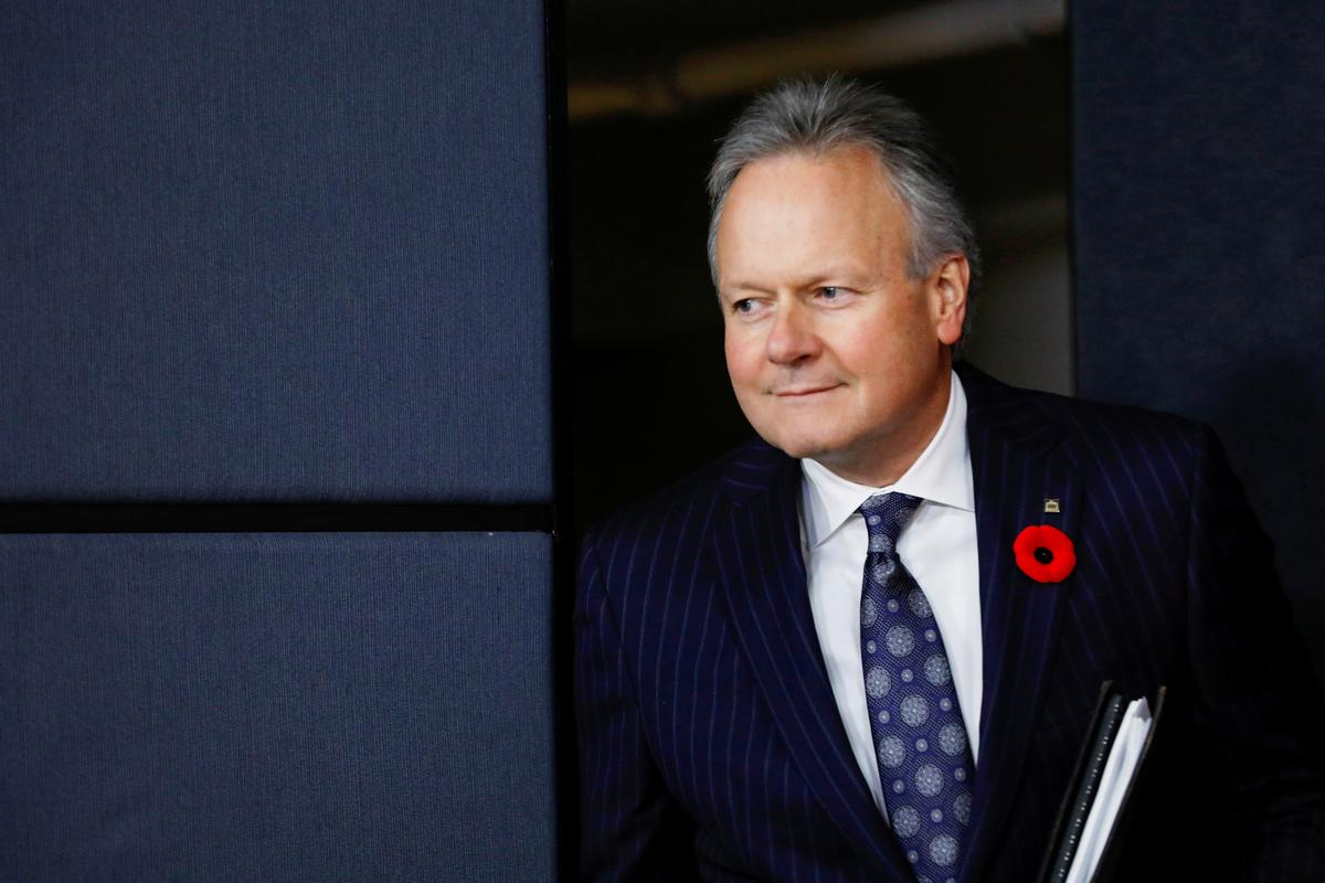 Bank of Canada governor says technological change may call for neutral policy