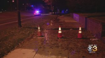 Massive Water Main Break Shuts Down Portion Of Roosevelt Boulevard Overnight – CBS Philly