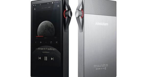 Astell&Kern's New Player Blends Classic Styling With The Latest Digital Technology
