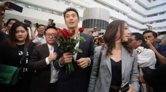 Thanathorn Found Guilty of Breaking Election Laws