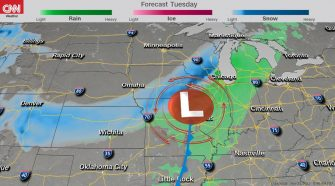 Thanksgiving 2019 weather: Two big storms could snarl travel next week