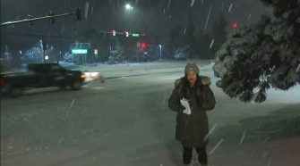 Major Snow Totals, Even More To Fall During The Day Tuesday – CBS Denver