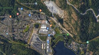 Tree cleared from Trans-Canada Highway near West Shore Parkway – Victoria News