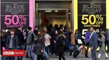 Black Friday 'could break buying record'