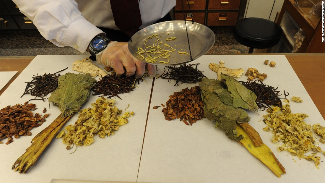 Traditional Chinese Medicine: European experts warn against boosting unfounded claims