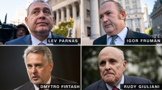 Private jets and bodyguards: Indicted Giuliani associate Lev Parnas touted windfall from Ukrainian oligarch