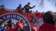 Watch thousands of Washington Nationals fans turn out for World Series victory parade