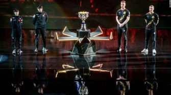 League of Legends: Chinese team FunPlus Phoenix wins World Championship
