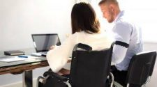 What role can technology play in helping get more disabled people into work?