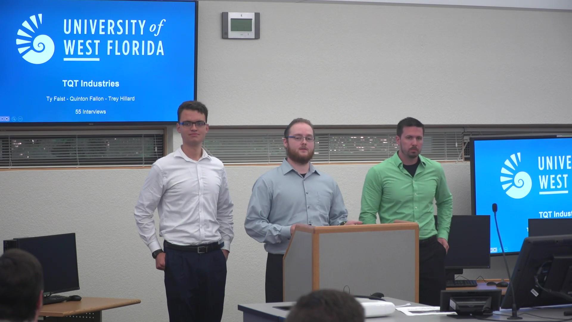 UWF students developing military working dog technology - News - The Destin Log