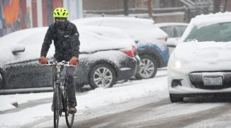 Arctic blast: Snow and record-breaking cold temperatures across the U.S. today