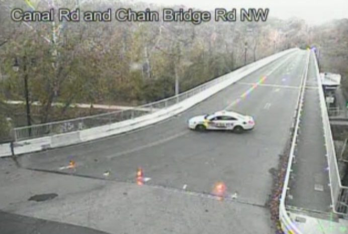 BREAKING: Chain Bridge, Schools Closed Due to Large Water Main Break