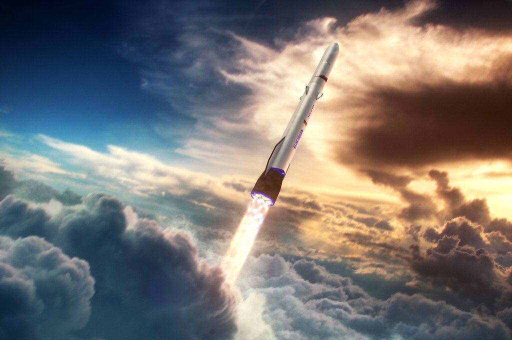 Blue Origin Wins Protest But Little Change Likely For Launch « Breaking Defense