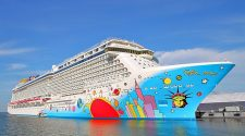 The brutal attack took place on board Norwegian Cruise Lines vessel