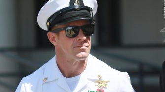 Eddie Gallagher: Official says Defense chief and Joint Chiefs Chairman have raised concerns with White House on case