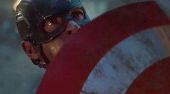 Endgame Concept Art Shows Thanos Breaking Cap's Shield With His Bare Hands