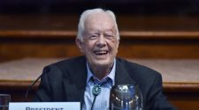Former President Jimmy Carter checked into Emory Hospital