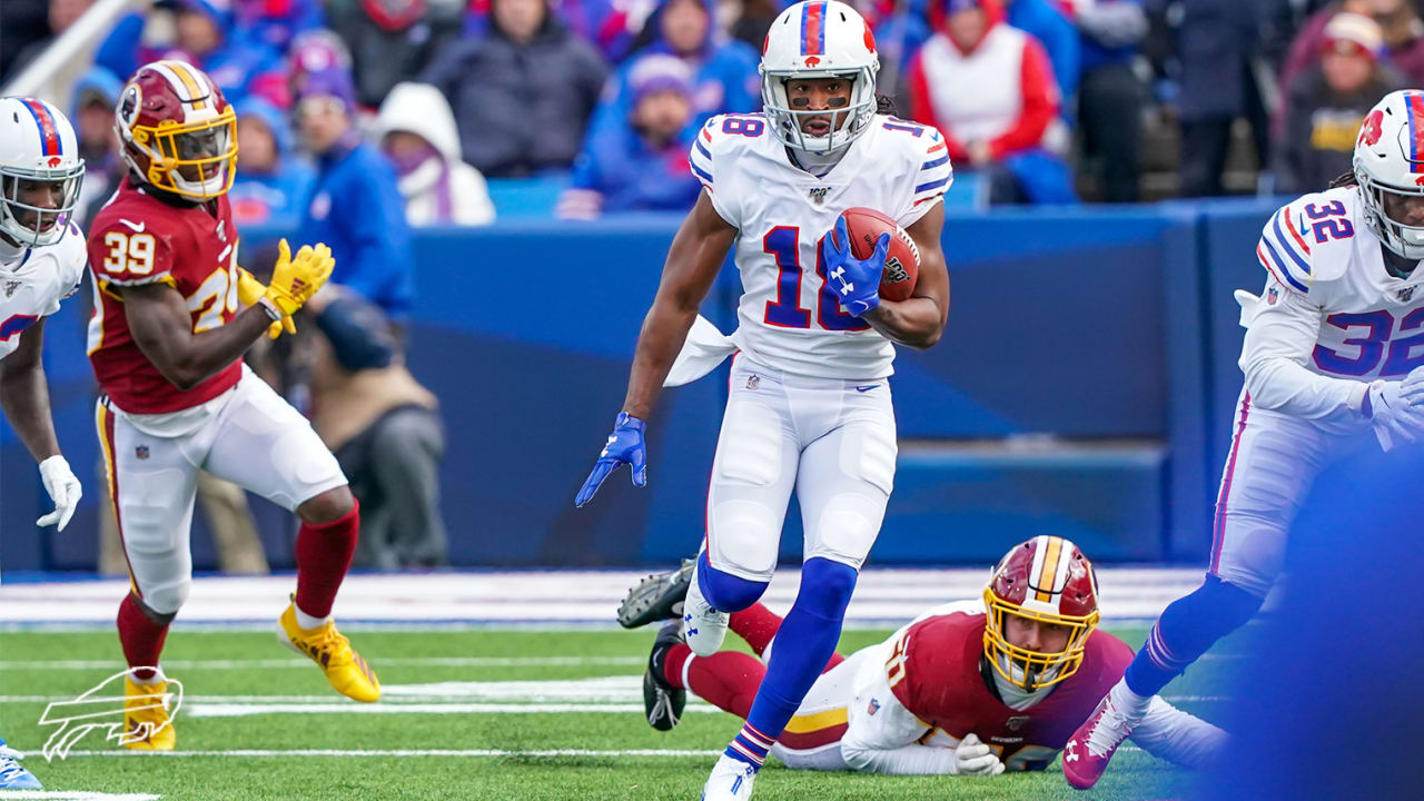 How close is the Bills kick return unit to breaking a big one?