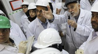 Iranian president announces another break from nuclear deal
