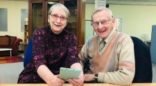 Shropshire's elderly get tips on using new technology