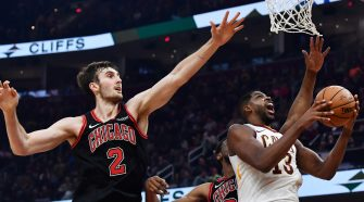 Luke Kornet undergoes sinus obstruction surgery after breaking his nose in 2018