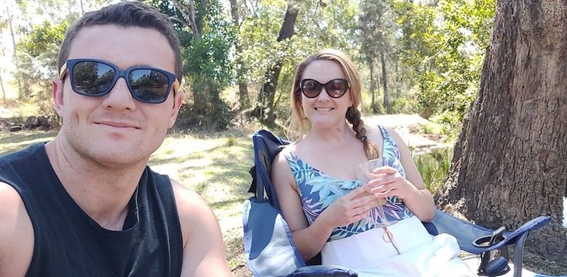 NEWSPORT DAILY-BREAKING   Missing couple found dead in bushland