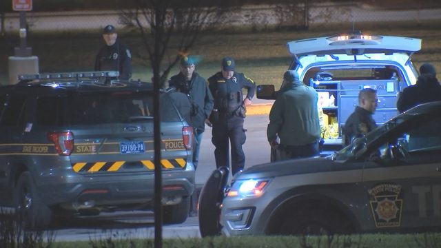 BUTLER SUSPECT SEARCH: Man arrested by police using thermal, night vision technology