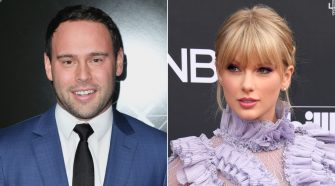 Scooter Braun says Taylor Swift dispute has 'gotten out of hand'
