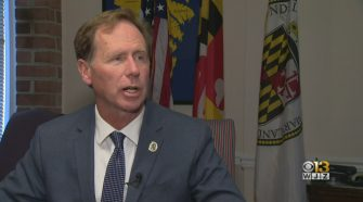 Anne Arundel County Executive Steuart Pittman To Treat Racism As Public Health Issue – CBS Baltimore