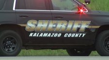 Suspect shot during break-in at Kalamzoo Co. business