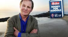 War Horse author Sir Michael Morpurgo says technology can't beat reading to kids as he supports Books For Schools – The Sun