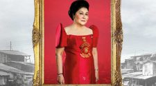 In Imelda Marcos' world, wealth takes a backseat to power