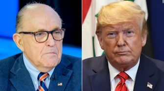 Trump contradicts testimony -- and himself -- by claiming he never directed Giuliani on Ukraine
