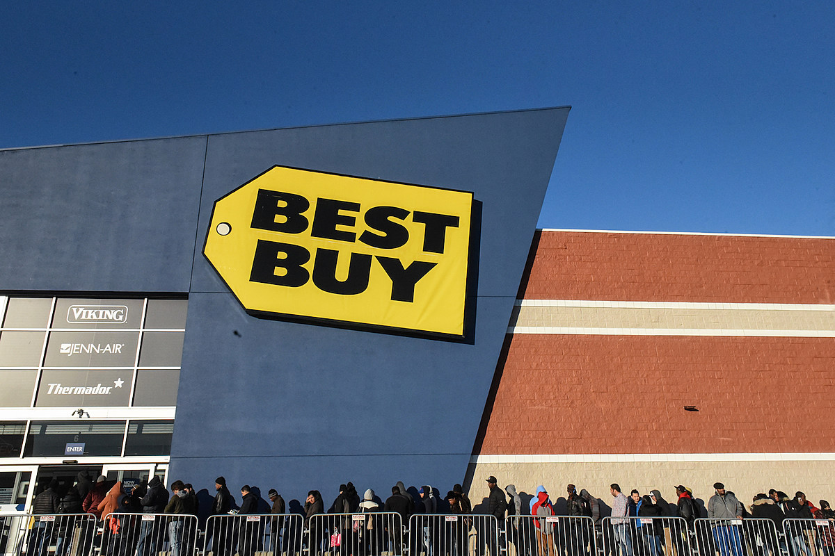 Best Buy Using New Technology That Helps Speed up Online Orders