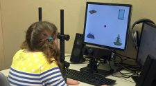 University of Iowa researchers using new technology to study how children learn words