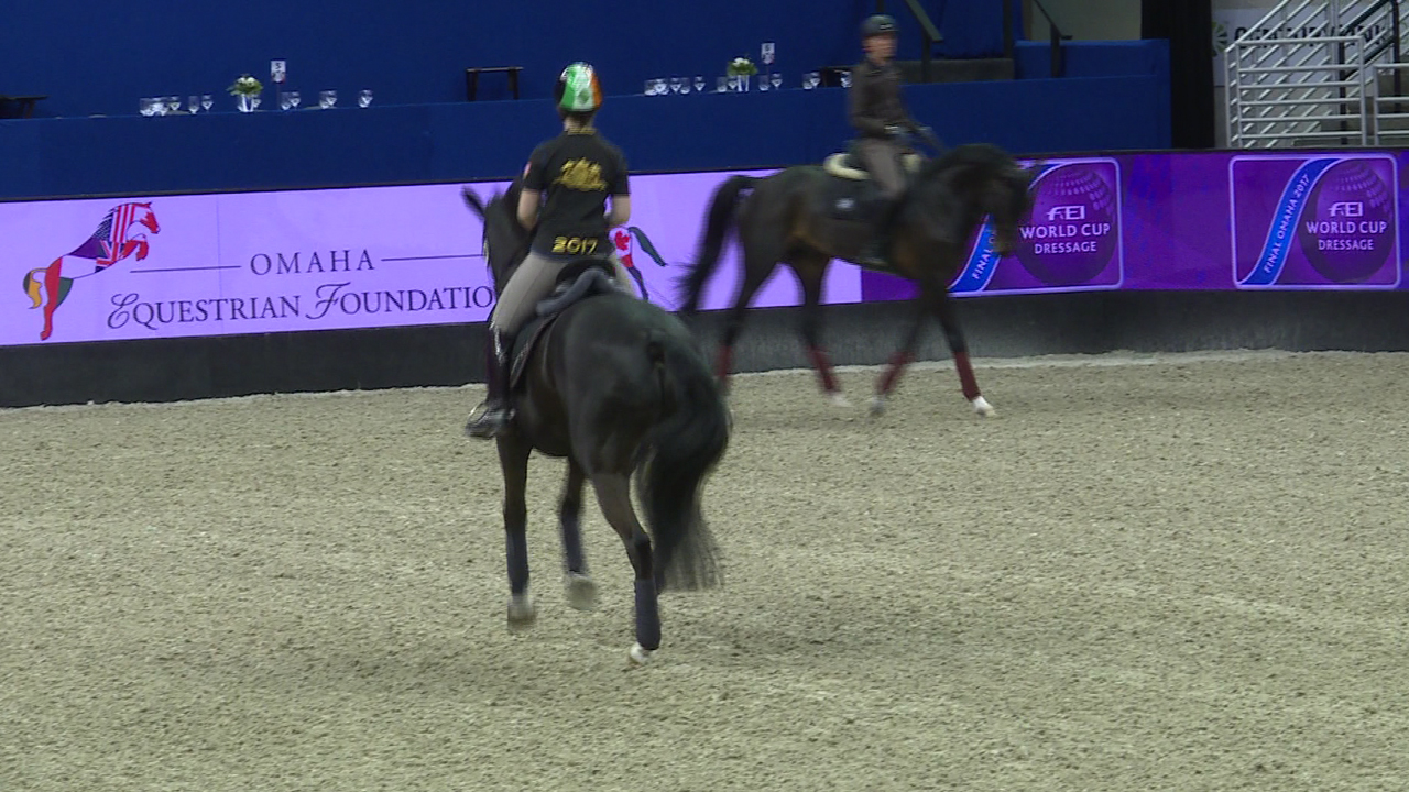 FEI World Cup Finals returning to Omaha