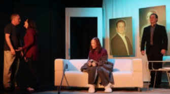 Sci-fi stage play highlights how families deal with dementia in age of technology