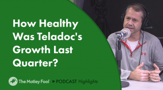 How Healthy Was Teladoc's Growth Last Quarter?