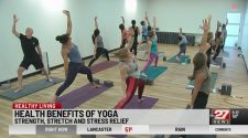 Healthy Living: The benefits of yoga