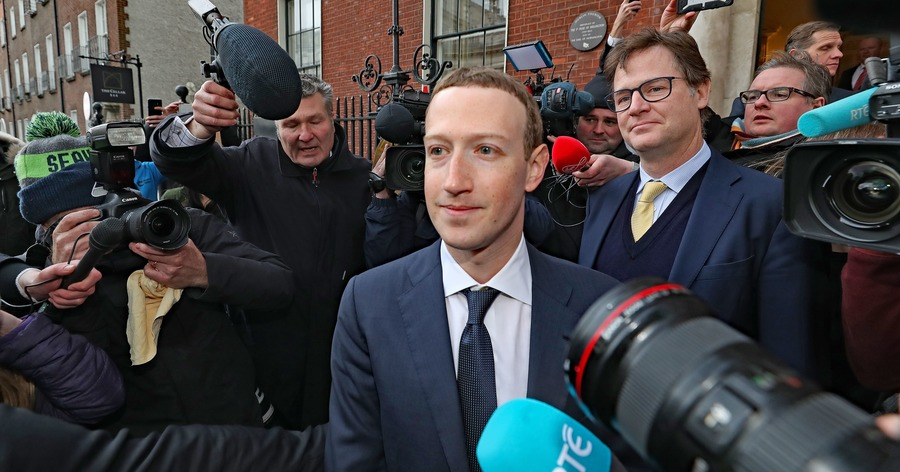 Facebook, Huawei and 5G: 2019 in technology stories